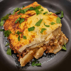 Classic Meat Moussaka