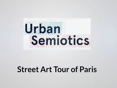 Street Art Tour of PARIS