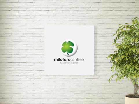 Branding milotero.online