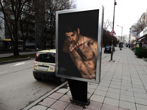 Diseño gráfico y fotografía campaña Alejandro Esplá