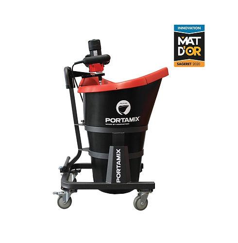 Portamix-Pelican-CM-chariot-ragreage-bet