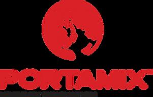 PortaMix_Mega Hippo Logo+Tagline_Pos_RGB