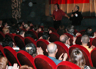 Projections-débat à suivre sur : www.notrecreativitecoubliee.com