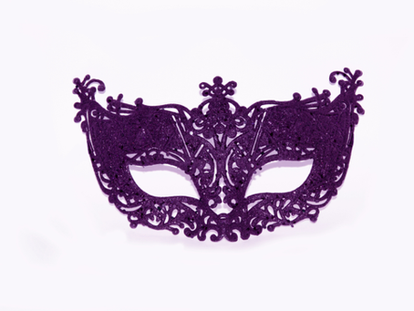 Masquerade (or is it Mask – Her Aide)