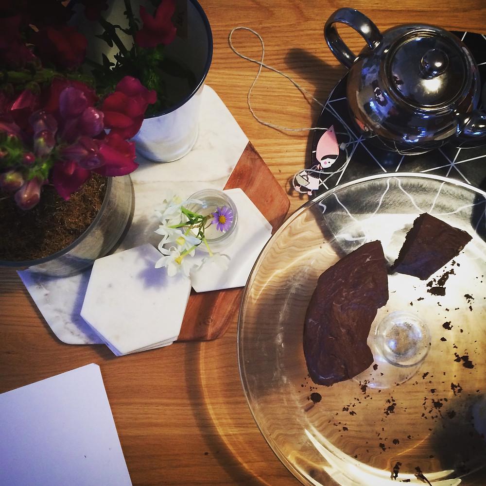 Red Velvet Chocolate Beetroot Cake - Paleo, gluten free, dairy free