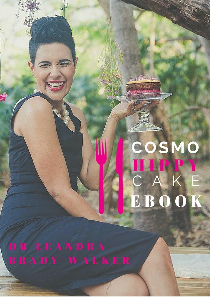 Cosmopolitan Hippy Cake e-cookbook