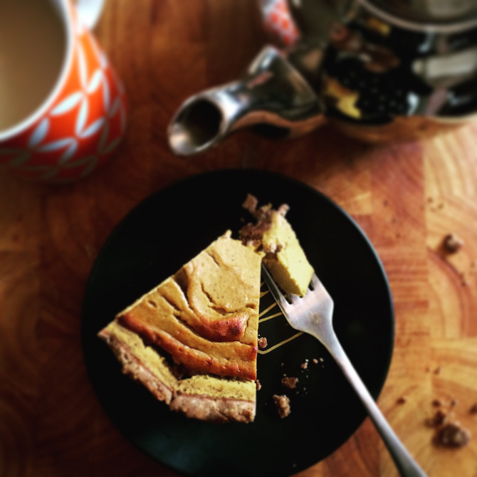 Recipe: Paleo Pumpkin Pie
