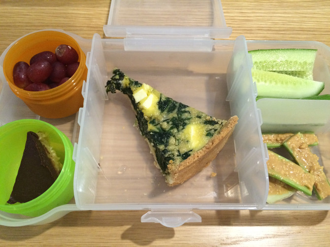 Cosmo Hippy Tips: Packing a healthy Lunch box for School aged kids and adults.