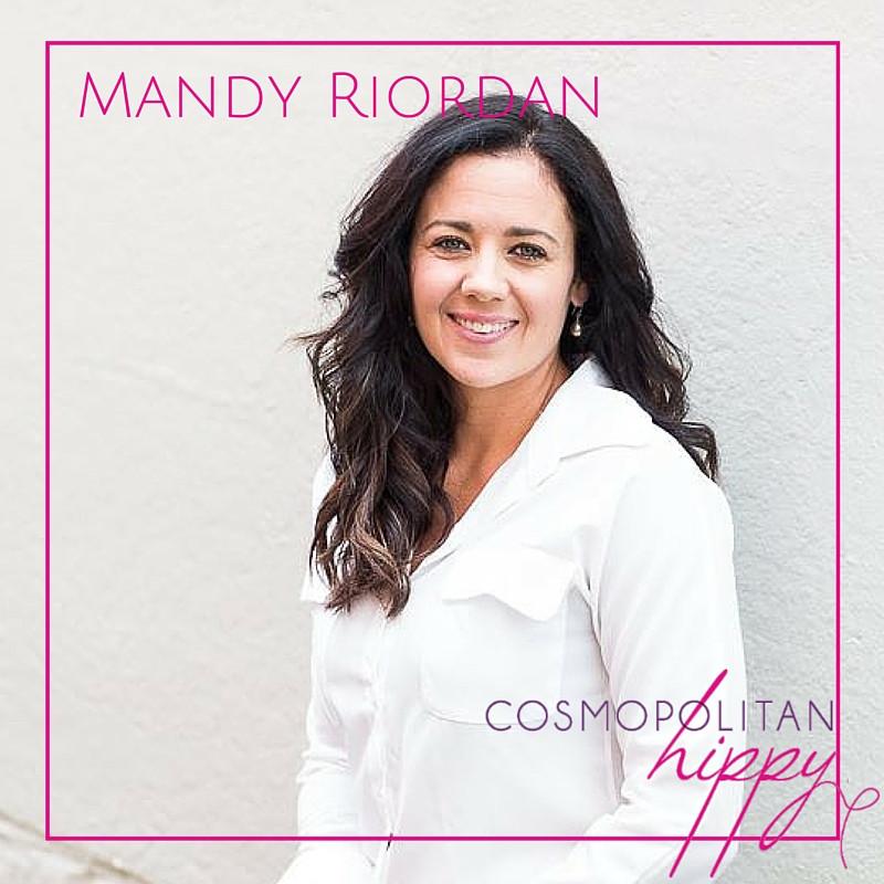 Mandy Riordan