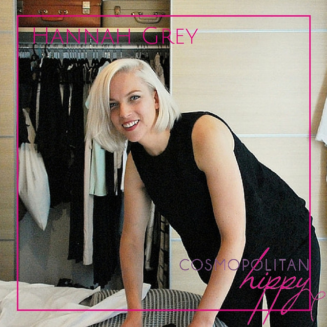 How to stream line your wardrobe and become more sustainable: Hannah Grey - The Clothing Cleanse