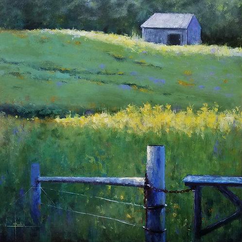 Open the Gate by Shelley Breton