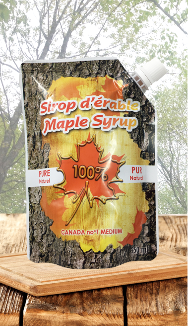 250ml - Organic Maple Syrup