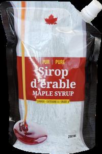 250ml - Organic Maple Syrup