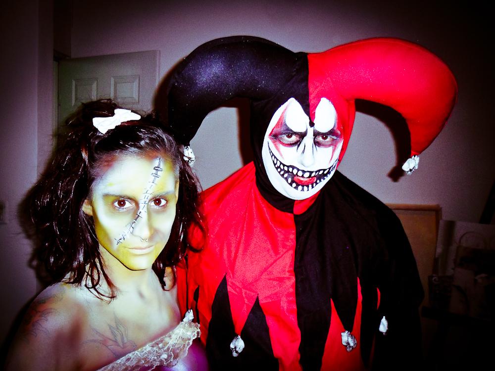 Harlekin & Zombie