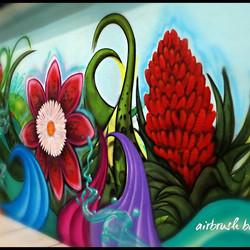 Airbrush Dekor