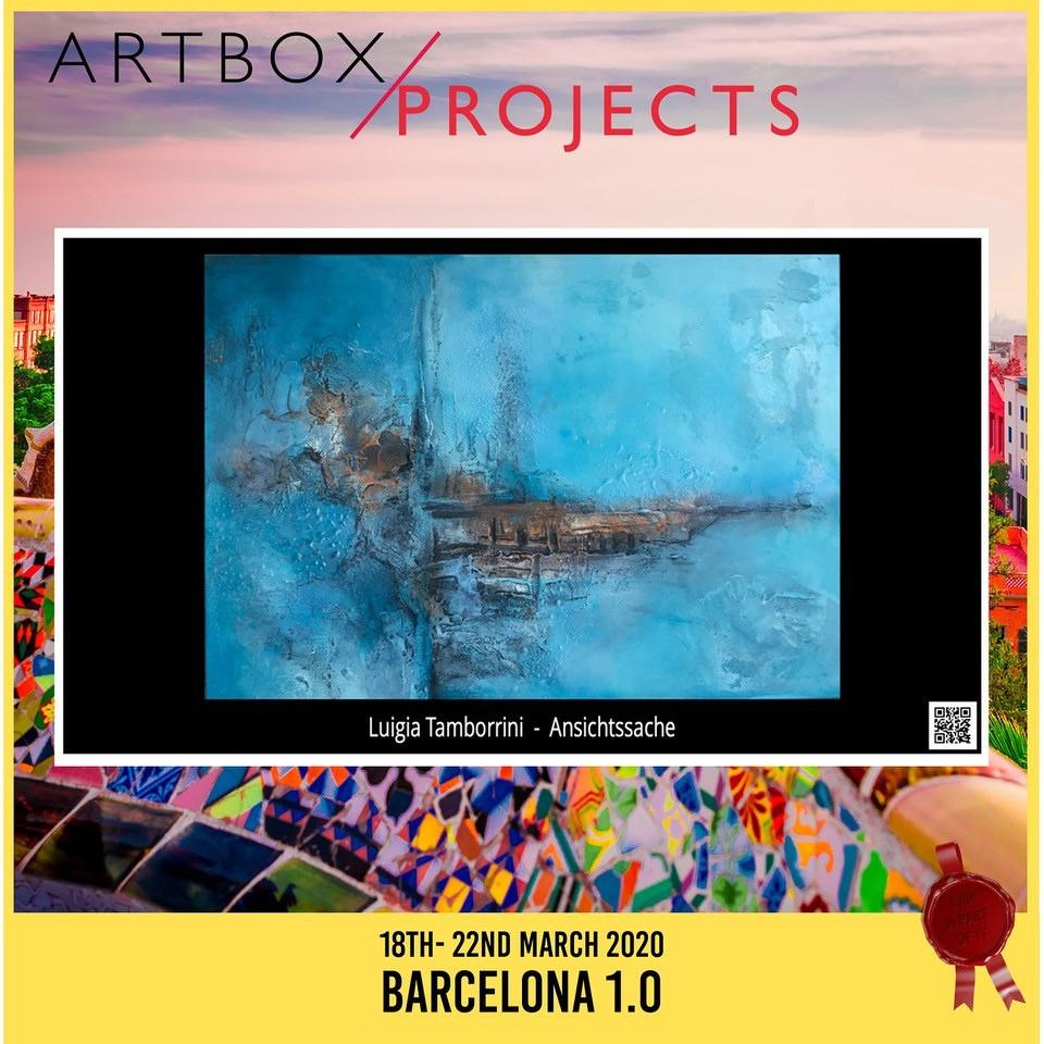 Fair Artbox/Projects Barcelona