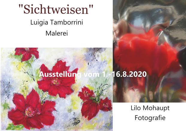 """Ausstellung """"Sichtweisen"""""""
