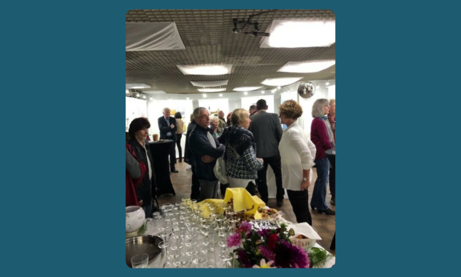 Feinkunstladen – Eröffnungsausstellung/ opening exibition /mostra d'inaugurazione