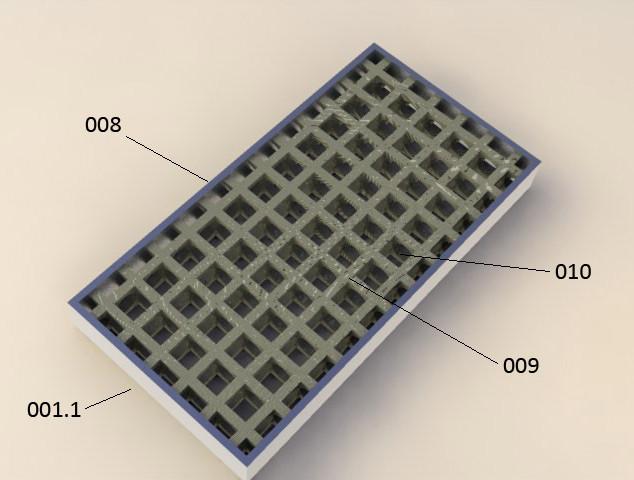 Solar Electronic Road Tile