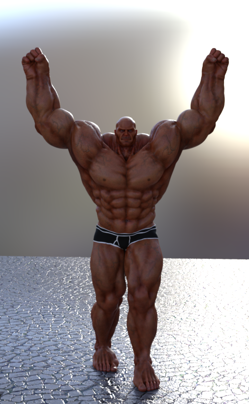 Muscle Giant