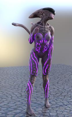 Alien Vixen