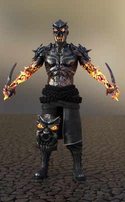 Warrior of the Flame