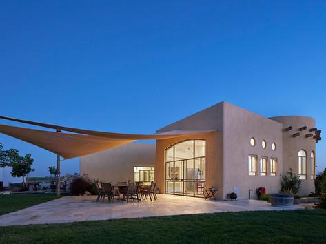A Mexican Desert home