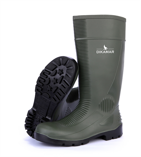 Bota PVC ADM Safety Plus S5