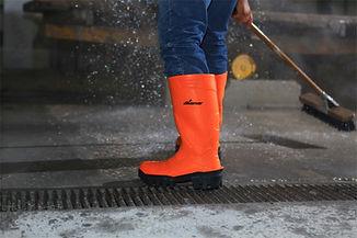 Dikamar IcePack Full Safety Orange boot