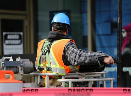 Porque deve usar EPI no seu trabalho: Coloque a sua segurança primeiro