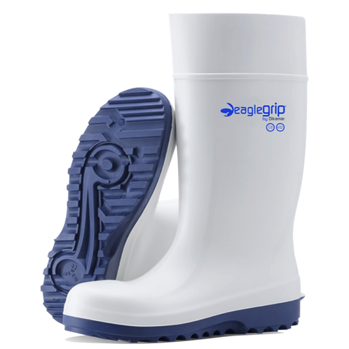 EagleGrip® Ultra Grip Composite Toe White