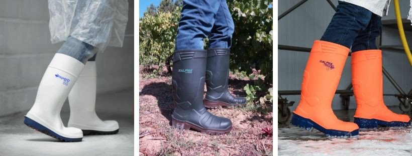 A Safety Boot for each working conditions