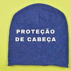 Proteção de cabeça