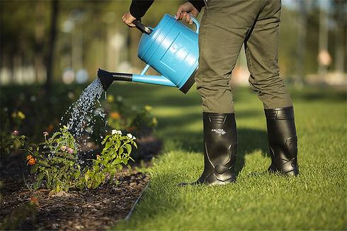 Calçado ocupacional - Bota Alpha Trace para Jardinagem