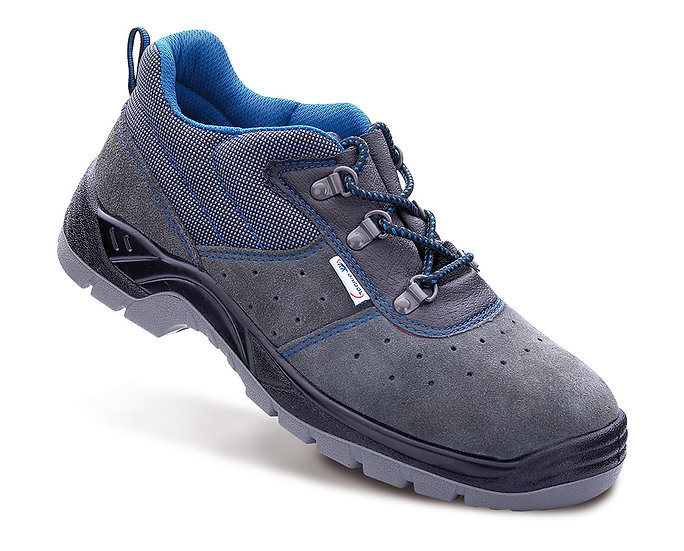 Sapato Perfurado S1p Scorpio