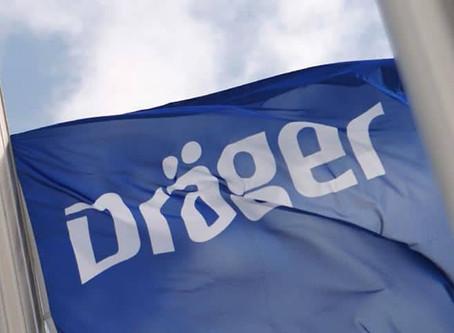 Somos um distribuidor autorizado Dräger