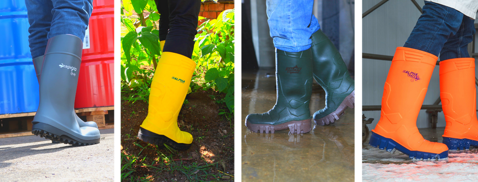 How to choose your Wellington boot size?