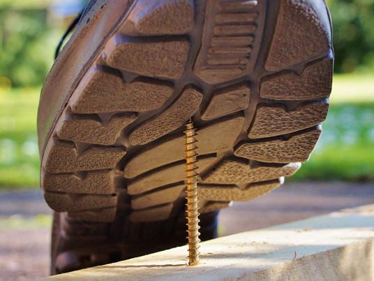 A importância da utilização de calçado de segurança