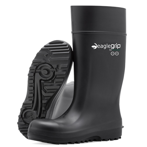 EagleGrip® Ultra Grip Full Safety Black