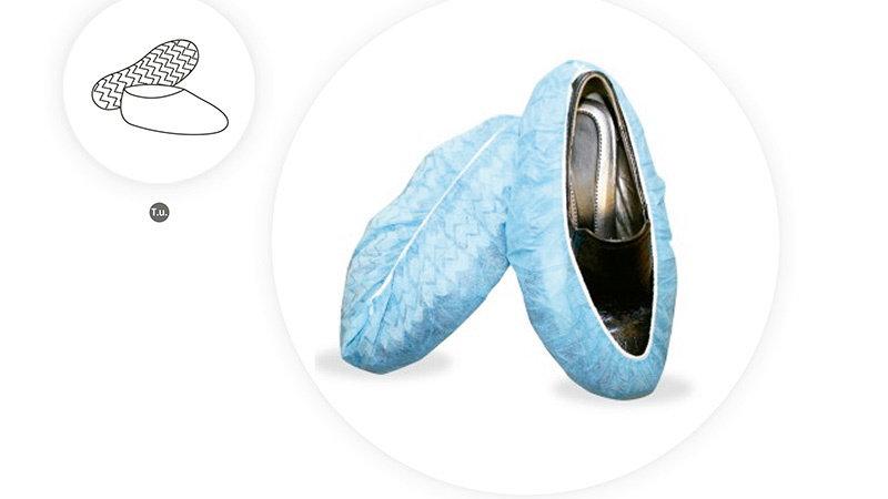 Cobre SapatosPP Antiderrapante