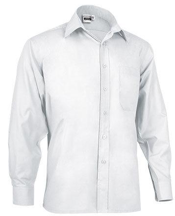 Camisa Oporto Manga comprida 65% / 35%