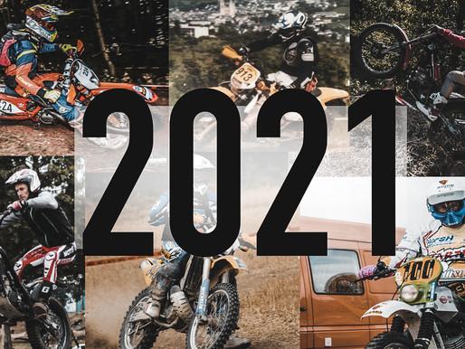Voller HOFFNUNG IN DIE SAISON 2021