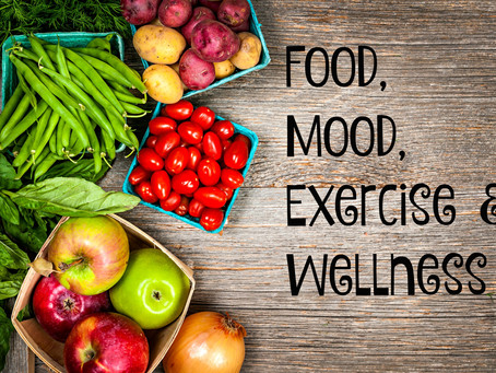 What You Put In–Food & Mood