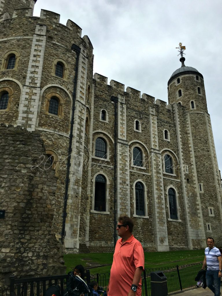 White Tower London