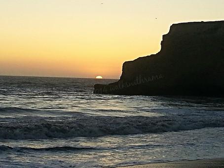See Beautiful–California Sunset