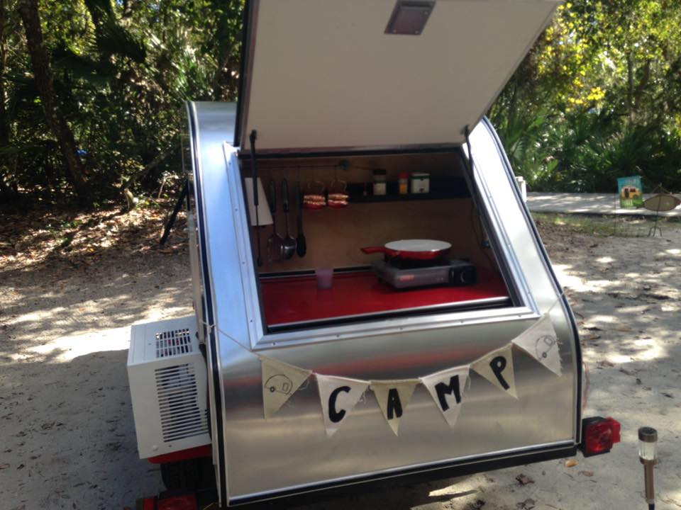 galley camper trailer