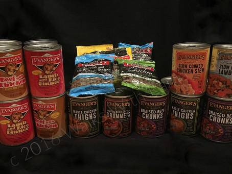 Why Evanger's Is A Pet Food Brand We Are Looking At