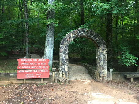 Our Appalachian Trail Adventure–Part 1