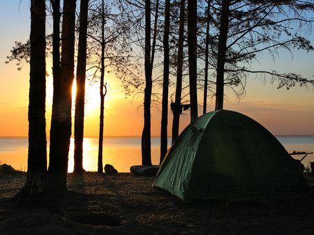 How Camping Can Help You Sleep Better