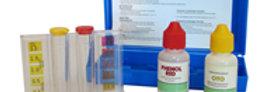 RICAMBI LIQUIDI PER POOL TESTER  pH – CLORO 15 ml